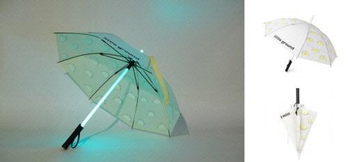 유아동 의류 전문 서양네트웍스, 리틀그라운드 라이트 우산 사은품 증정 프로모션